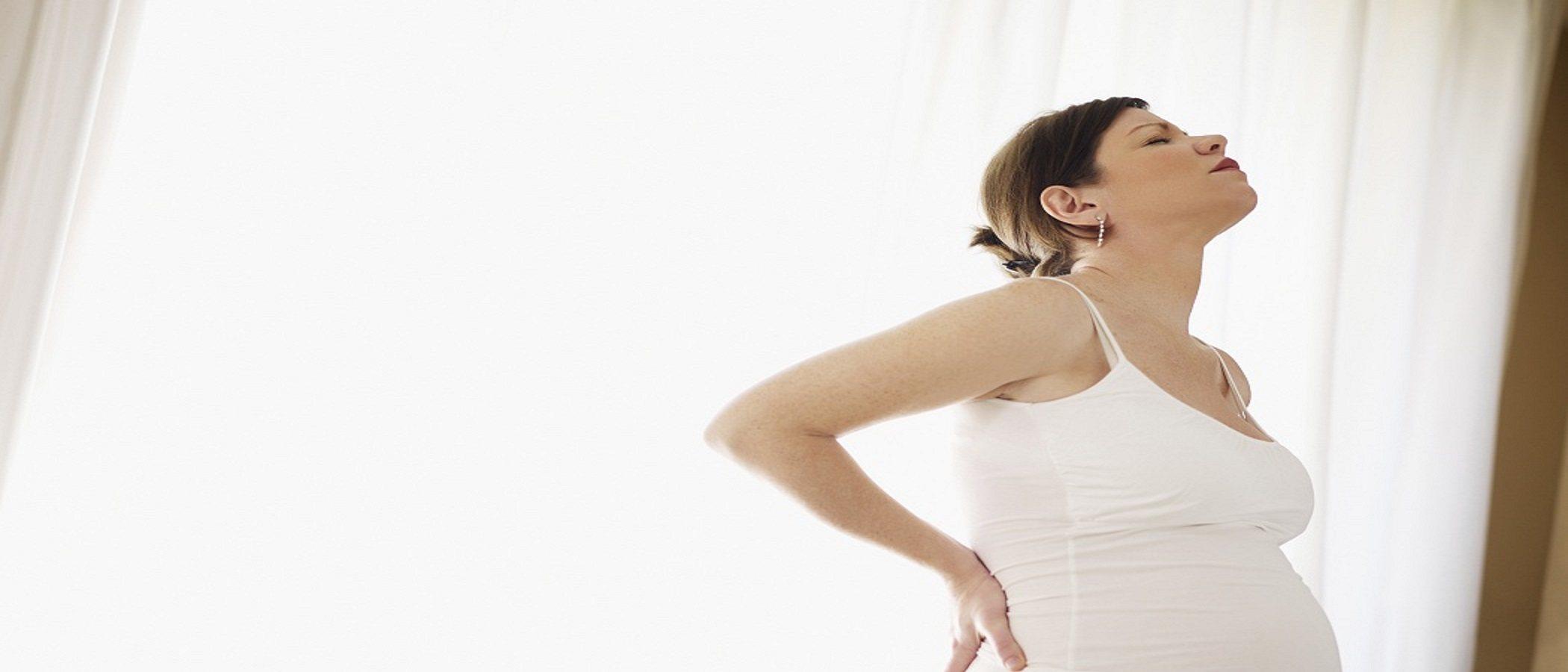 Embarazada con cólicos: remedios para aliviar el dolor