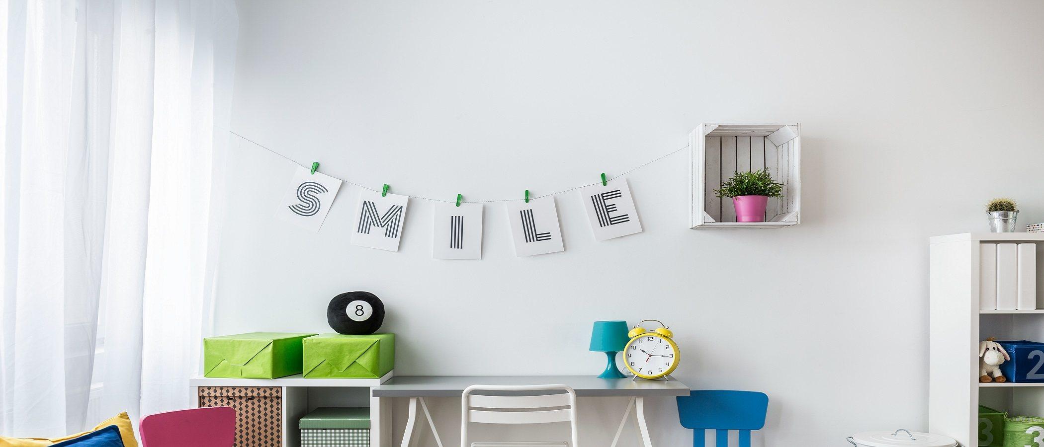 Ideas de decoración infantil para el descanso (mental) de los padres