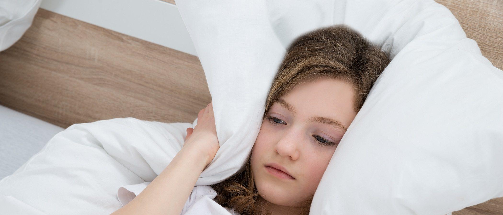 Los niños que no duermen bien puede tener más problemas de sobrepeso en el futuro