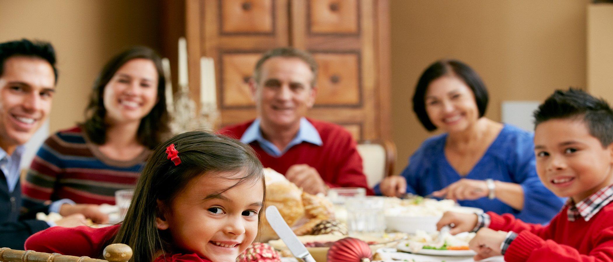 Menú navideño para niños celíacos
