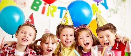 Organiza una fiesta de cumpleaños activa para niños