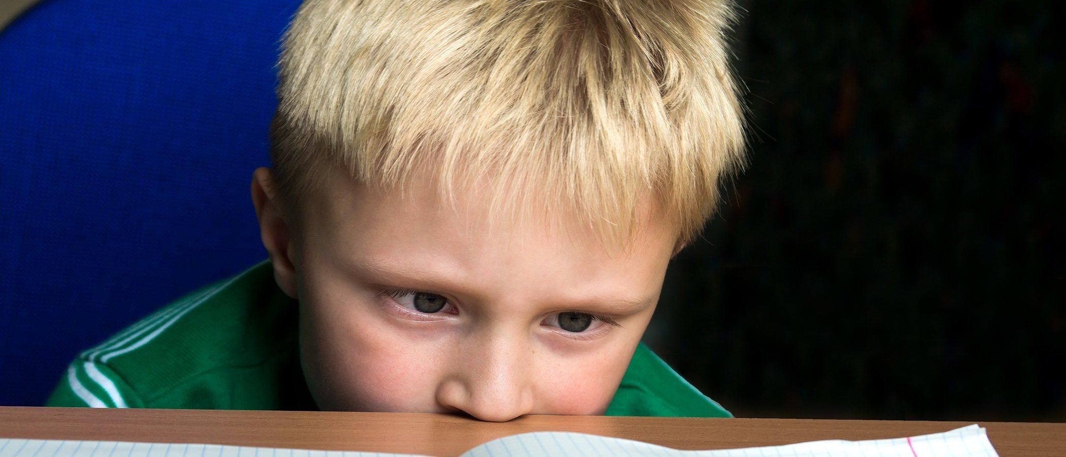 Trastornos de conducta comunes en niños