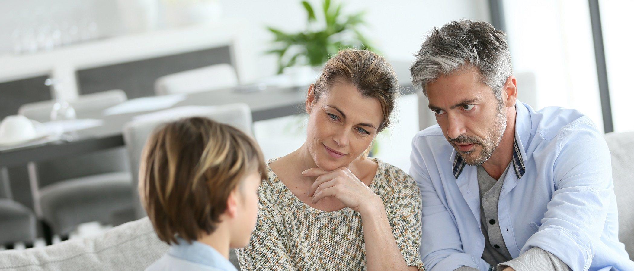 Limitaciones que tienes si eres padre o madre