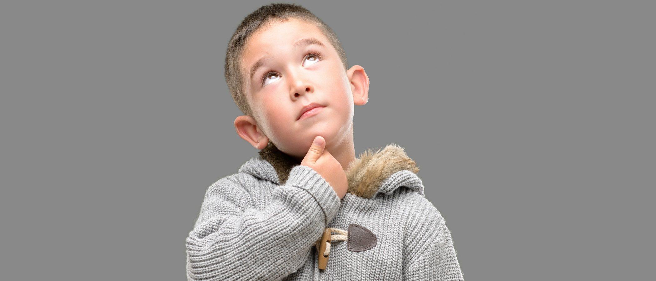 Por qué los niños deben entender el pensamiento abstracto