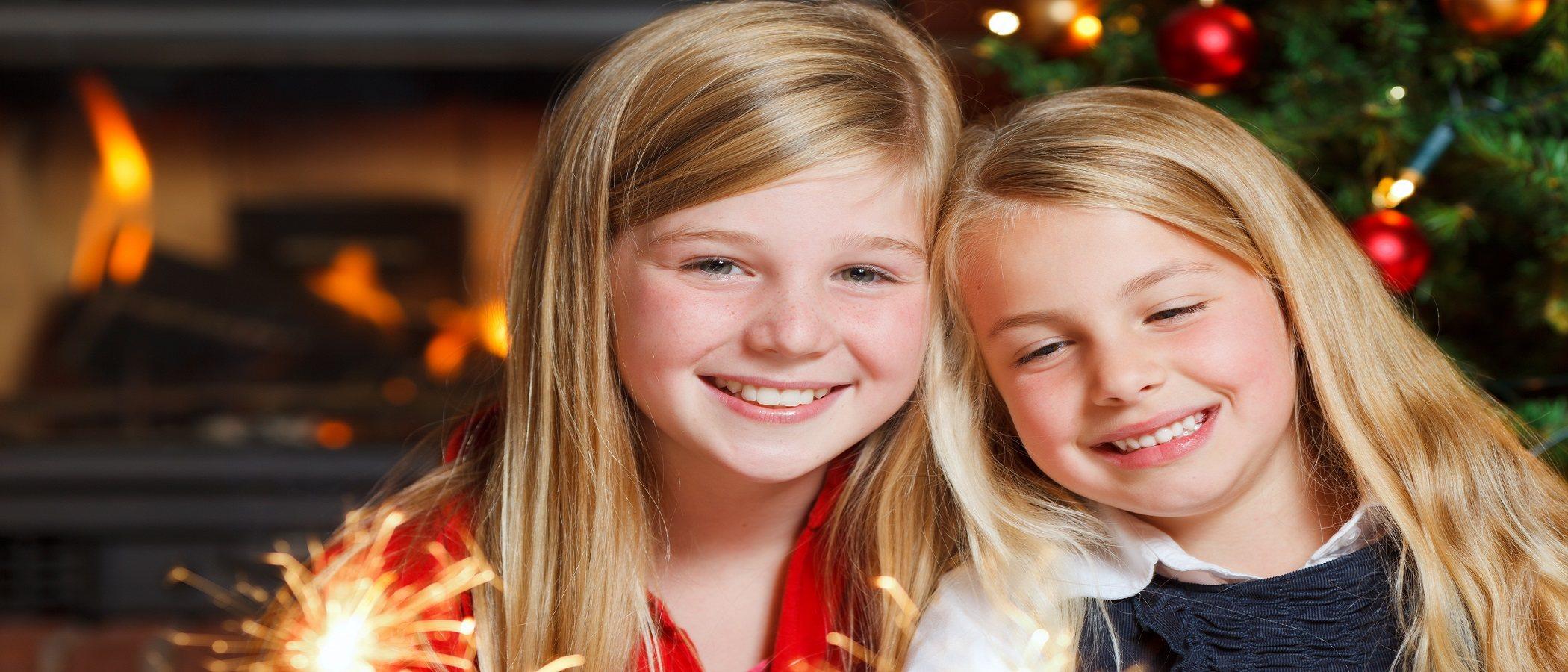 8 formas para una Nochevieja inolvidable para los niños