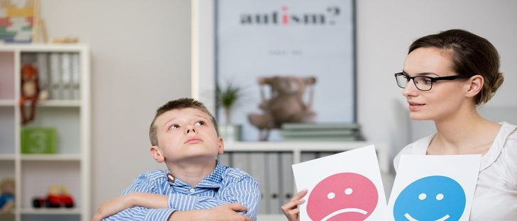 Cómo es el aprendizaje de los niños autistas