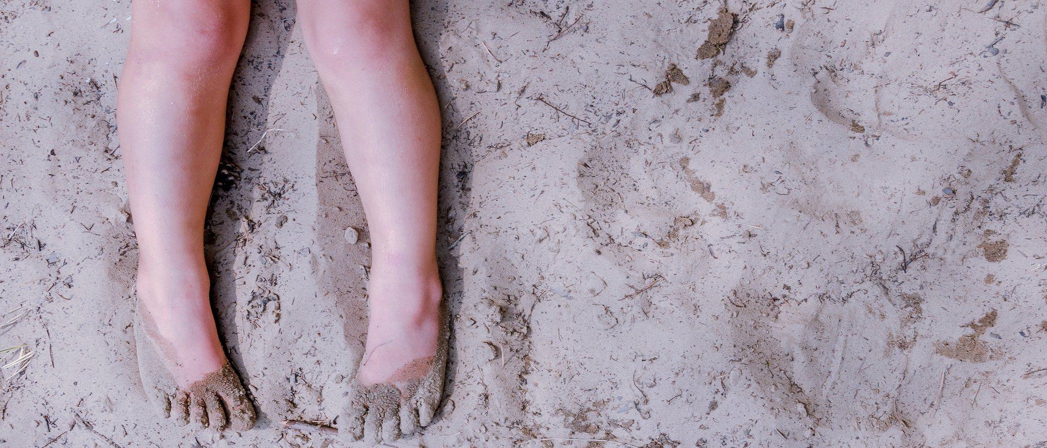 ¿Por qué a mi niño le duelen las piernas?