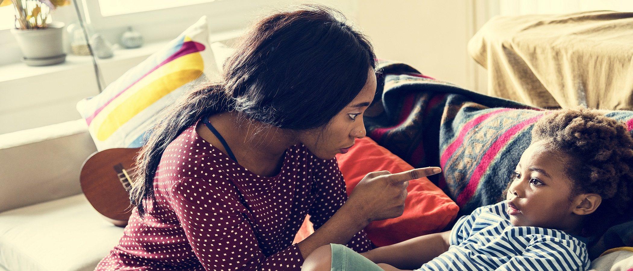 Avergonzar a tus hijos no es educarles