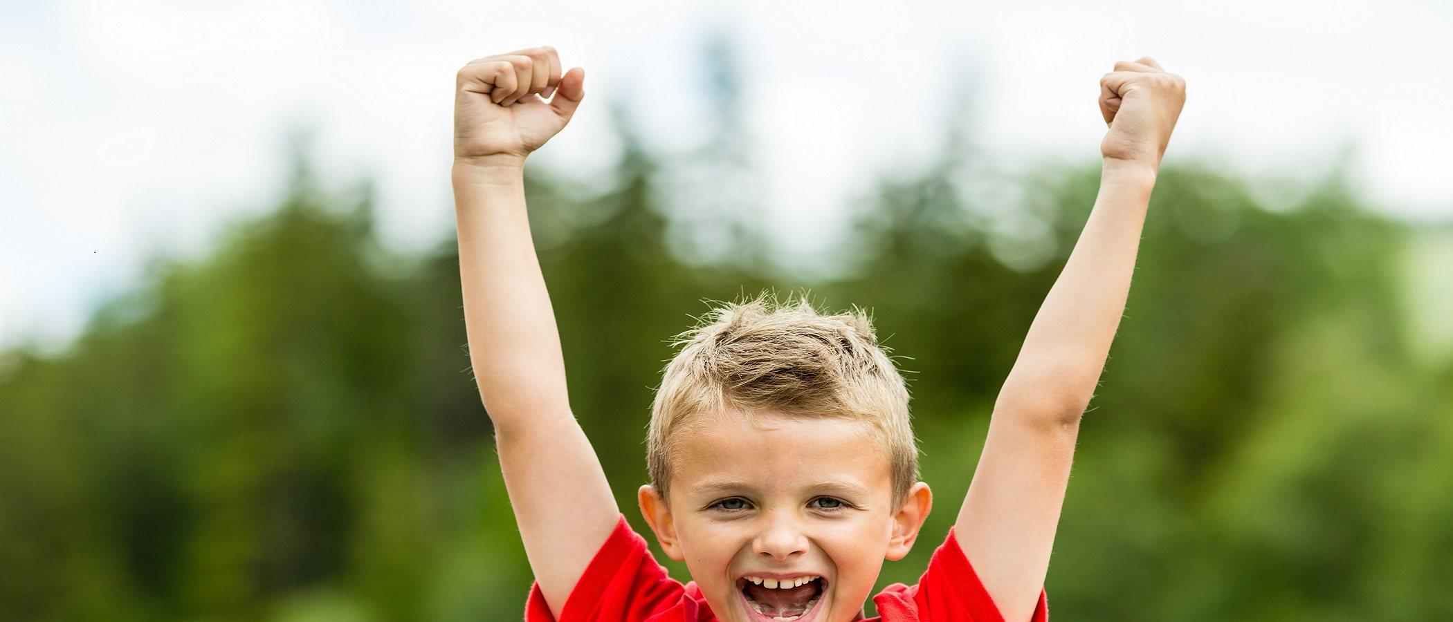 Ayuda a tu hijo a alcanzar la superación personal