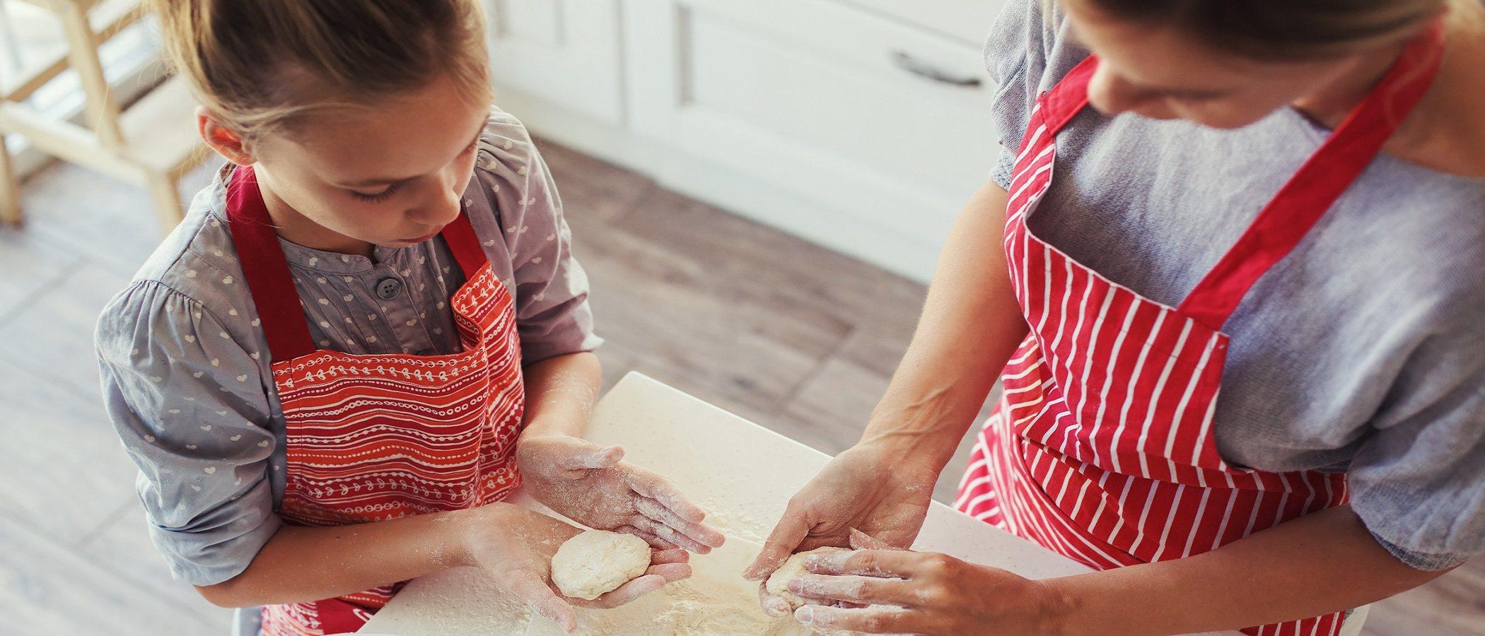 Los niños pequeños también deben realizar tareas domésticas