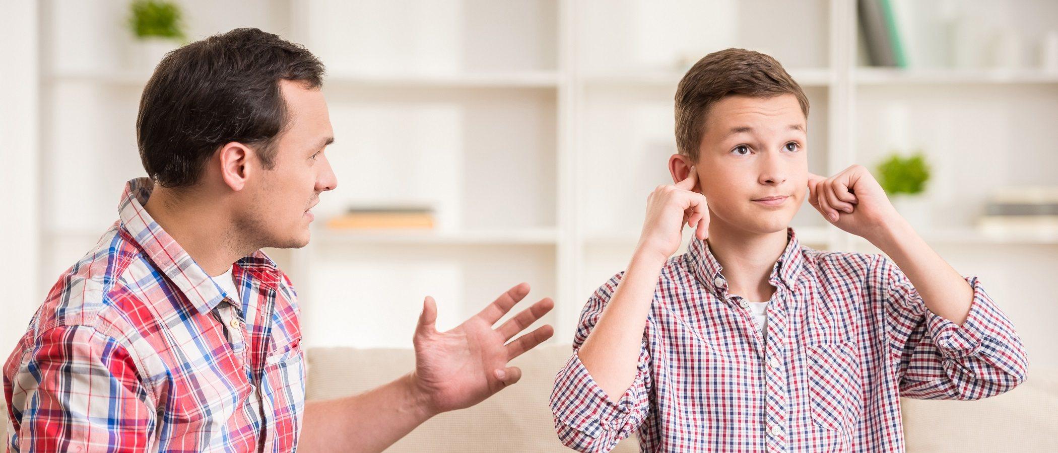 El mal comportamiento repetido es a menudo un mensaje que debes escuchar