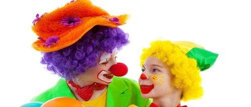 Paso a paso: tres propuestas de maquillaje de payaso para niños