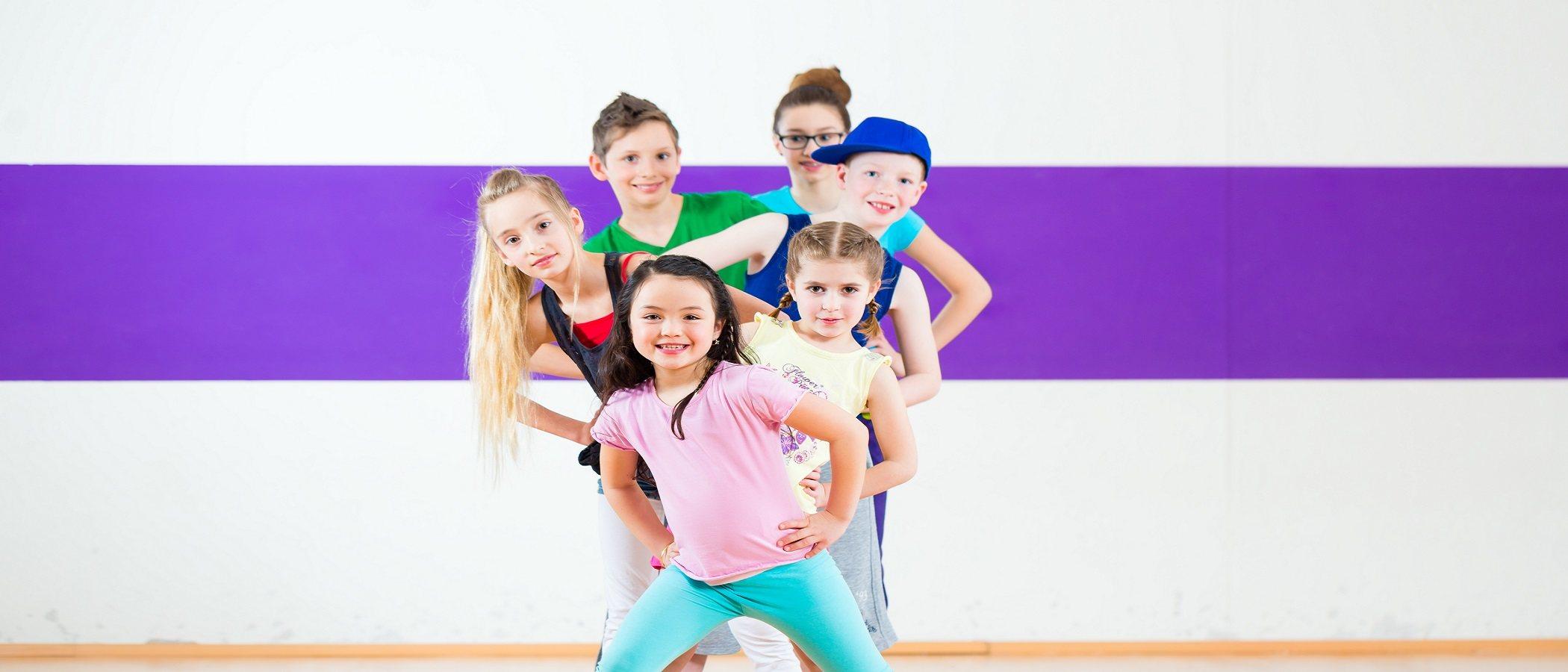 Canciones infantiles para bailar