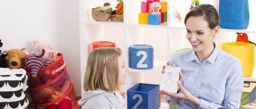 Terapia ocupacional para niños con Necesidades Educativas Especiales