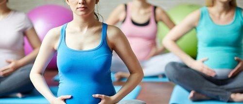 Pilates en el embarazo, ¿cuándo es peligroso?