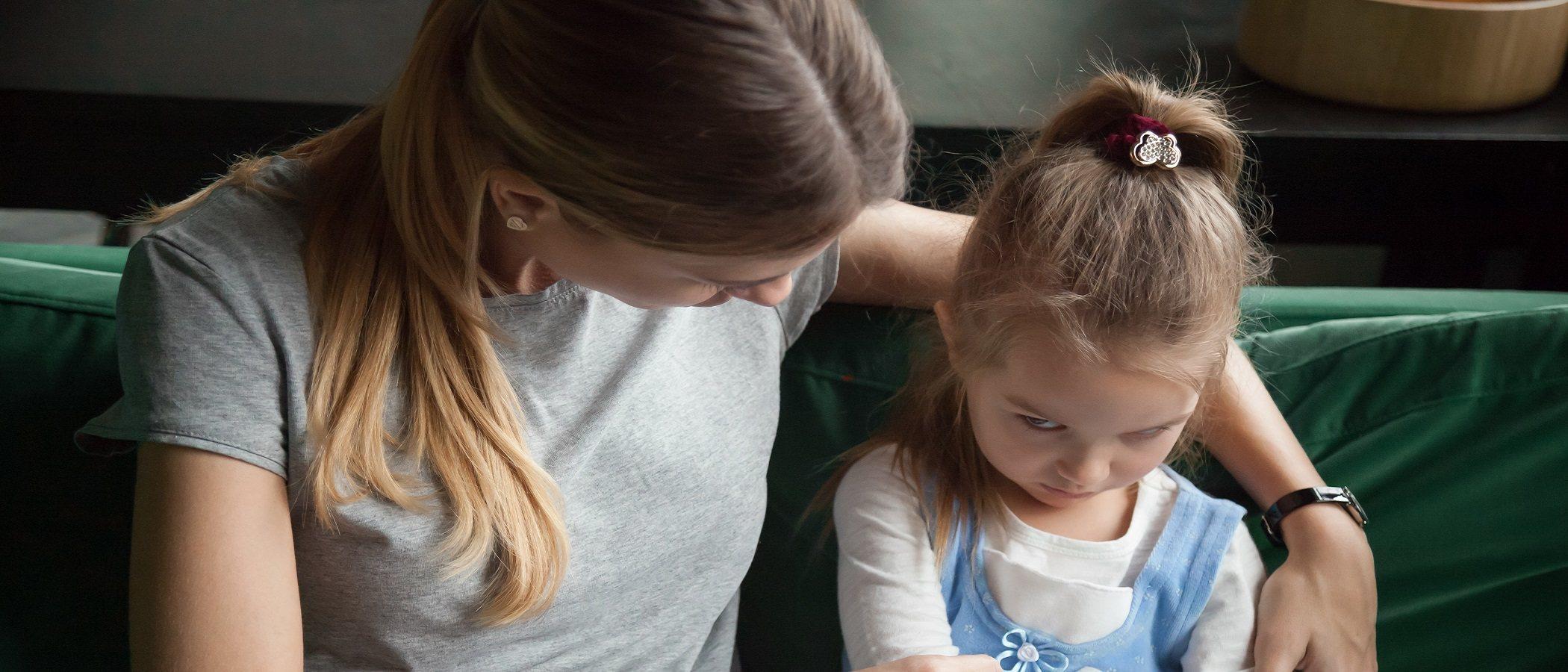 Enseña a tus hijos a pedir perdón correctamente