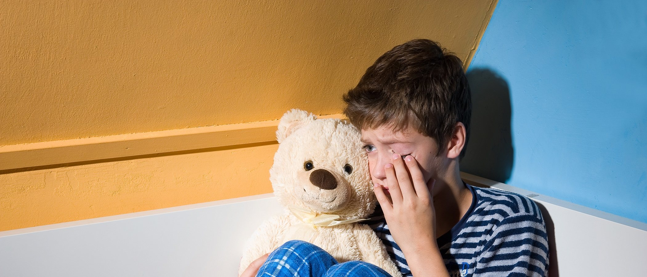 Los miedos y las fobias en los niños
