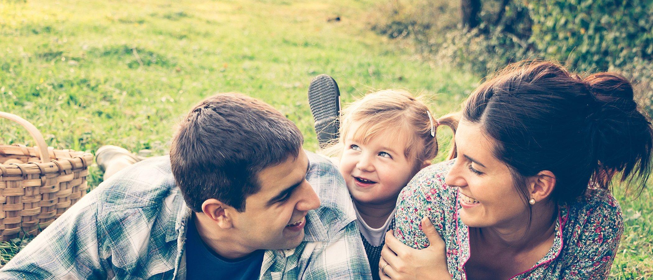 Aprende a compartir los sentimientos por tu familia