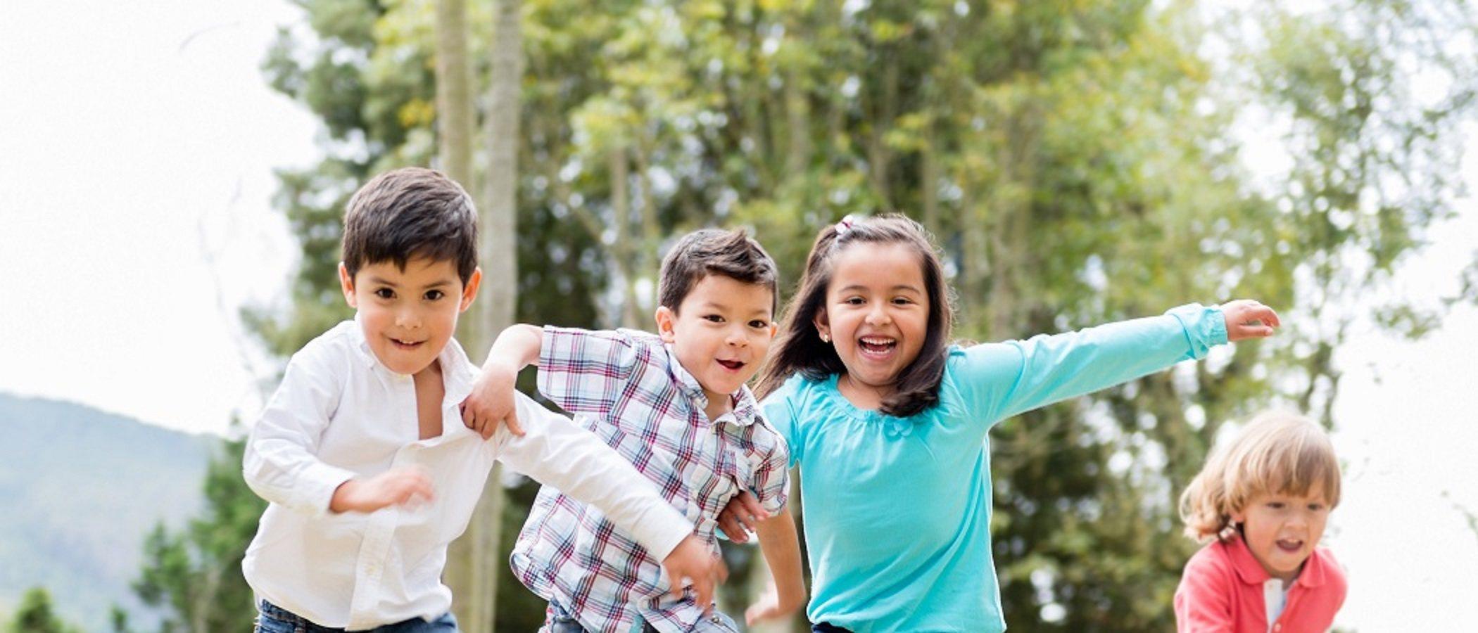 Equilibrio entre el tiempo de actividad y el tiempo de inactividad en los niños