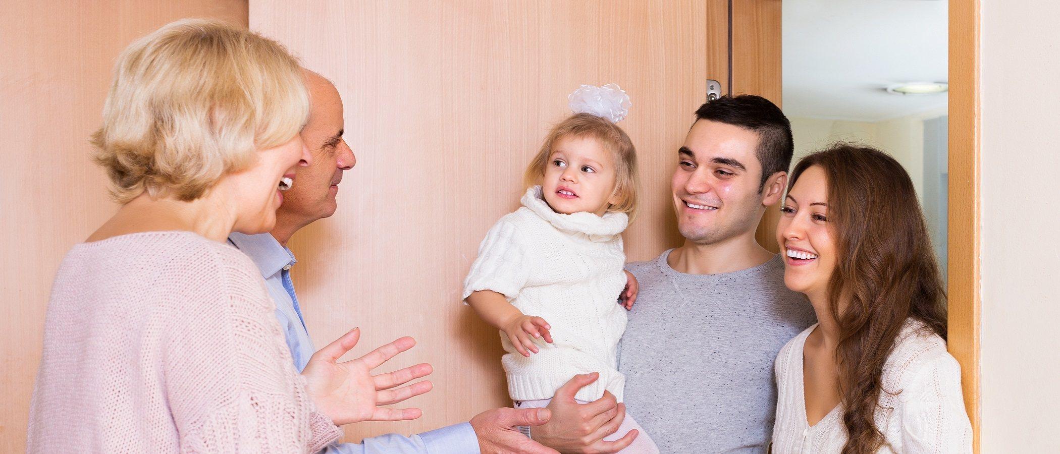 Cómo tener relaciones familiares saludables