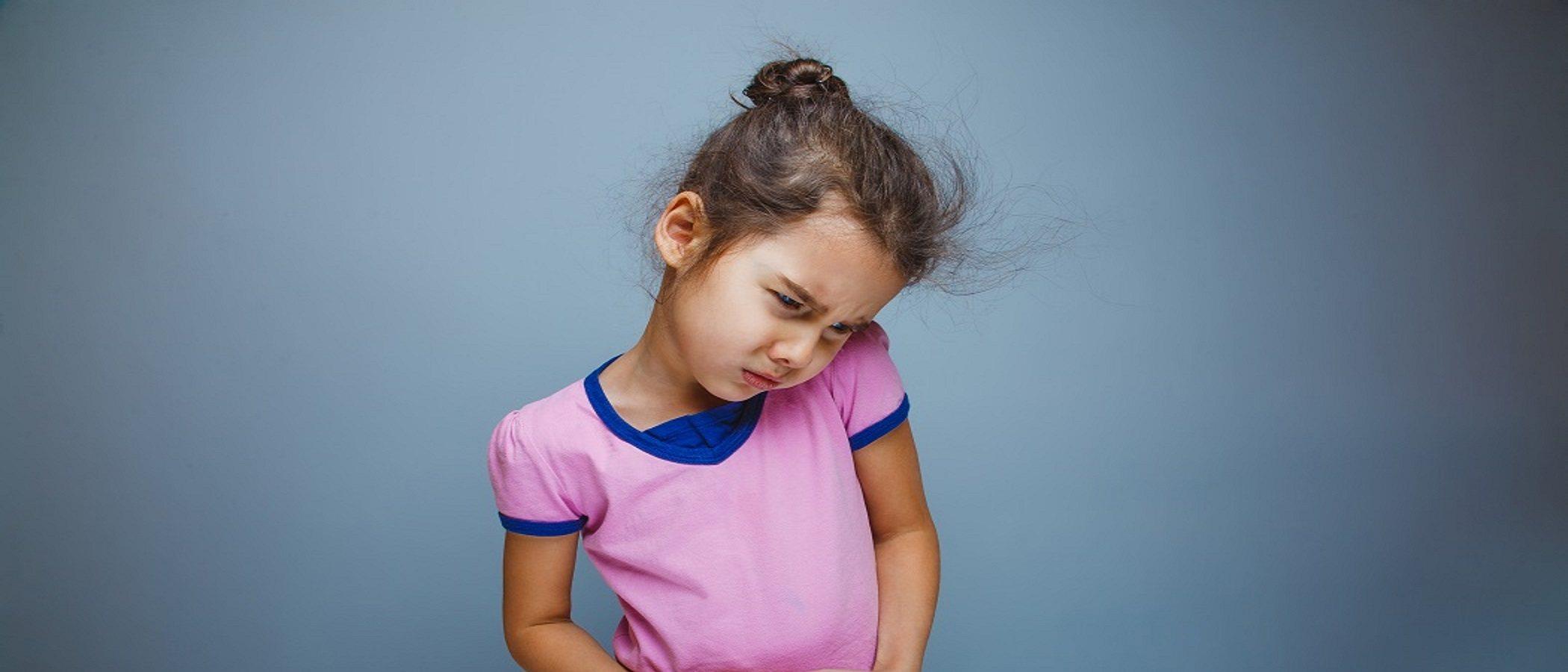 Migrañas abdominales en niños