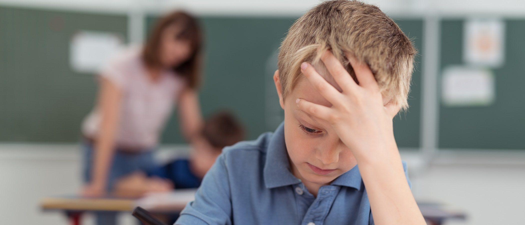 ¿Cómo es el estrés postraumático en niños?