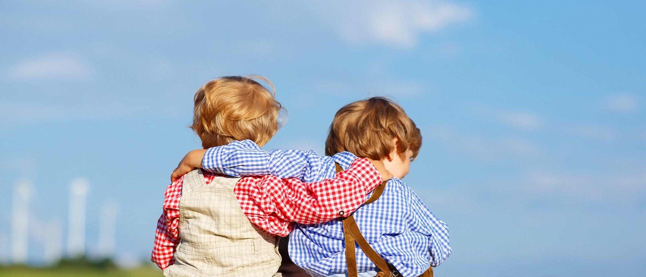 Tipos de gemelos únicos y poco habituales