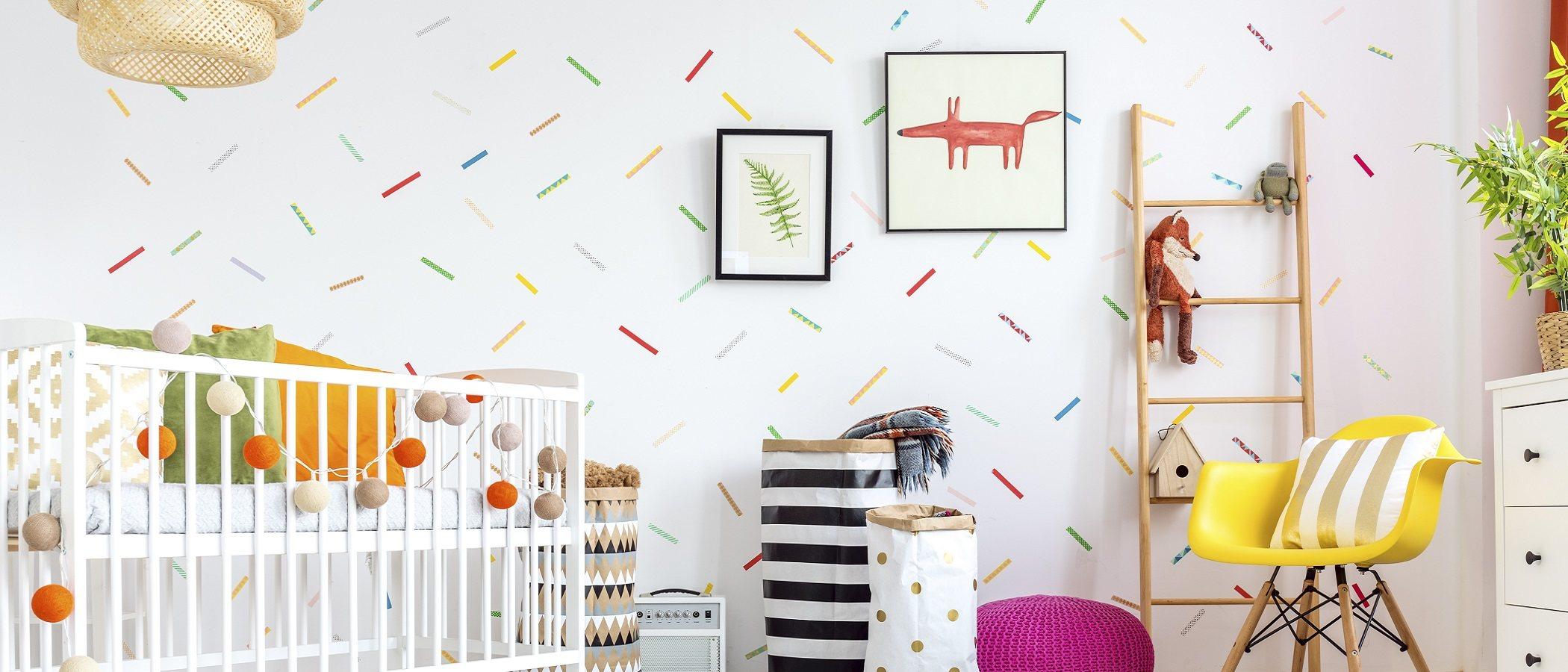 Claves para decorar el dormitorio de tu hijo de forma evolutiva