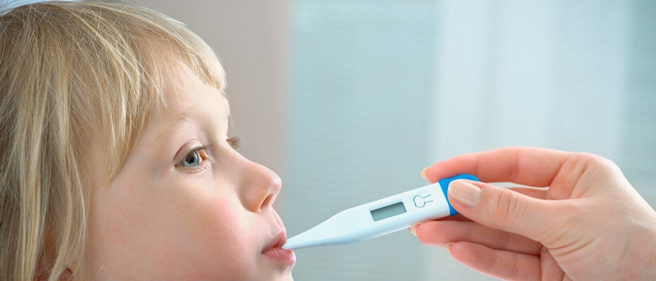Fiebre alta y pérdida de apetito en niños