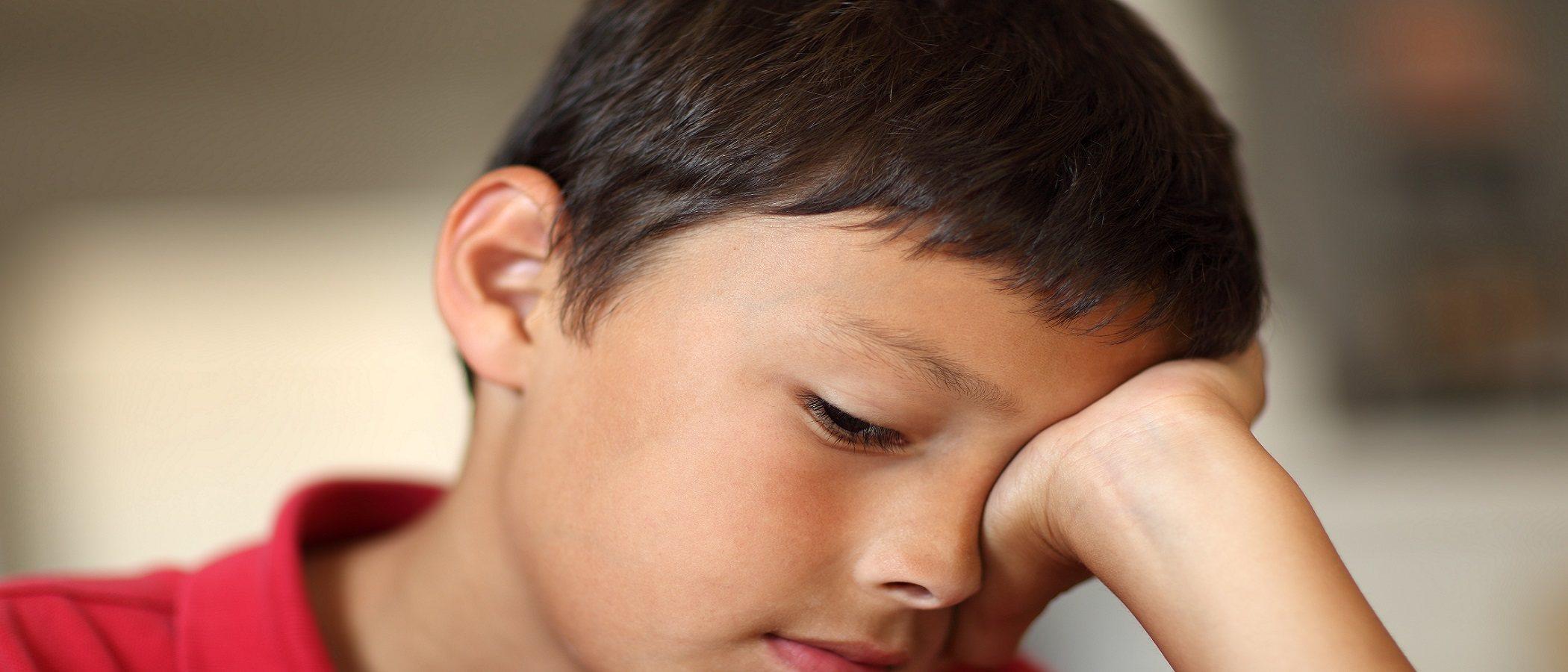 Mi hijo siempre está cansado, ¿le pasa algo malo?