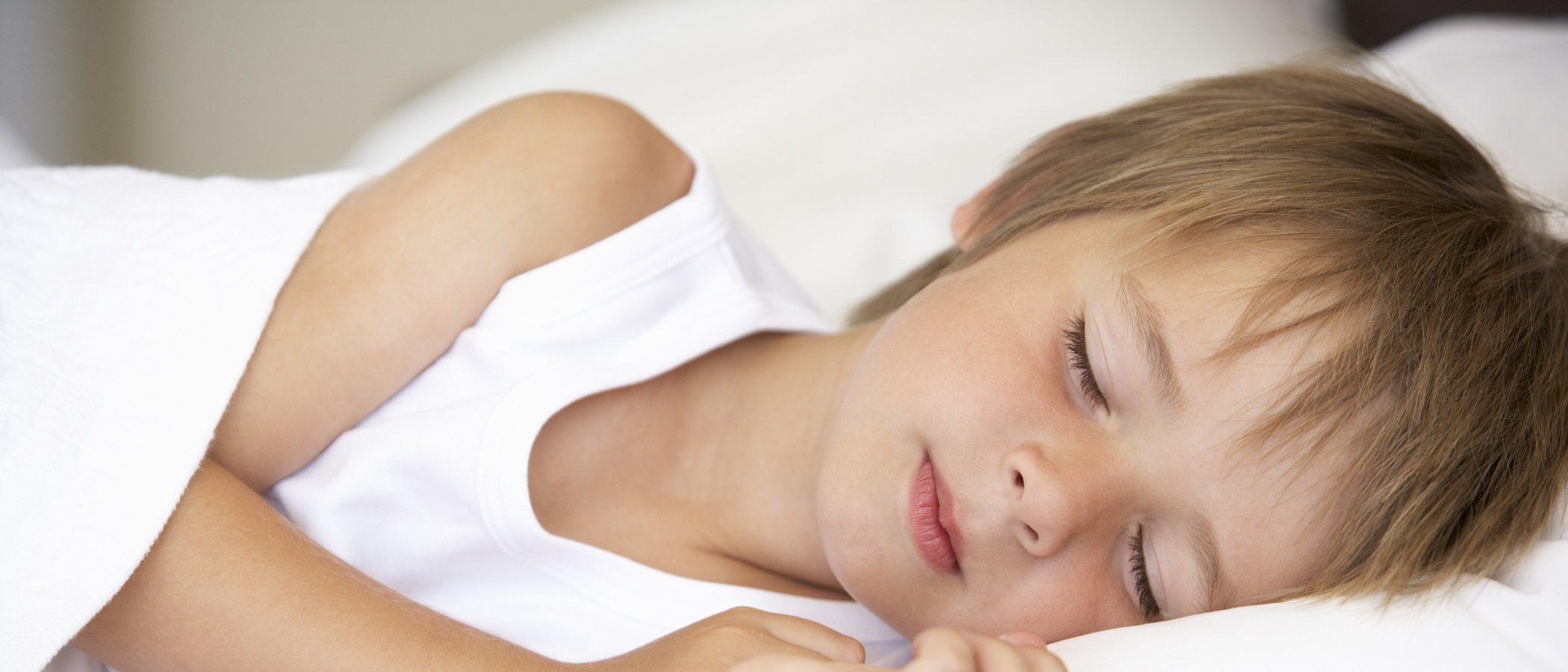 Remedios homeopáticos en niños pequeños para dormir mejor