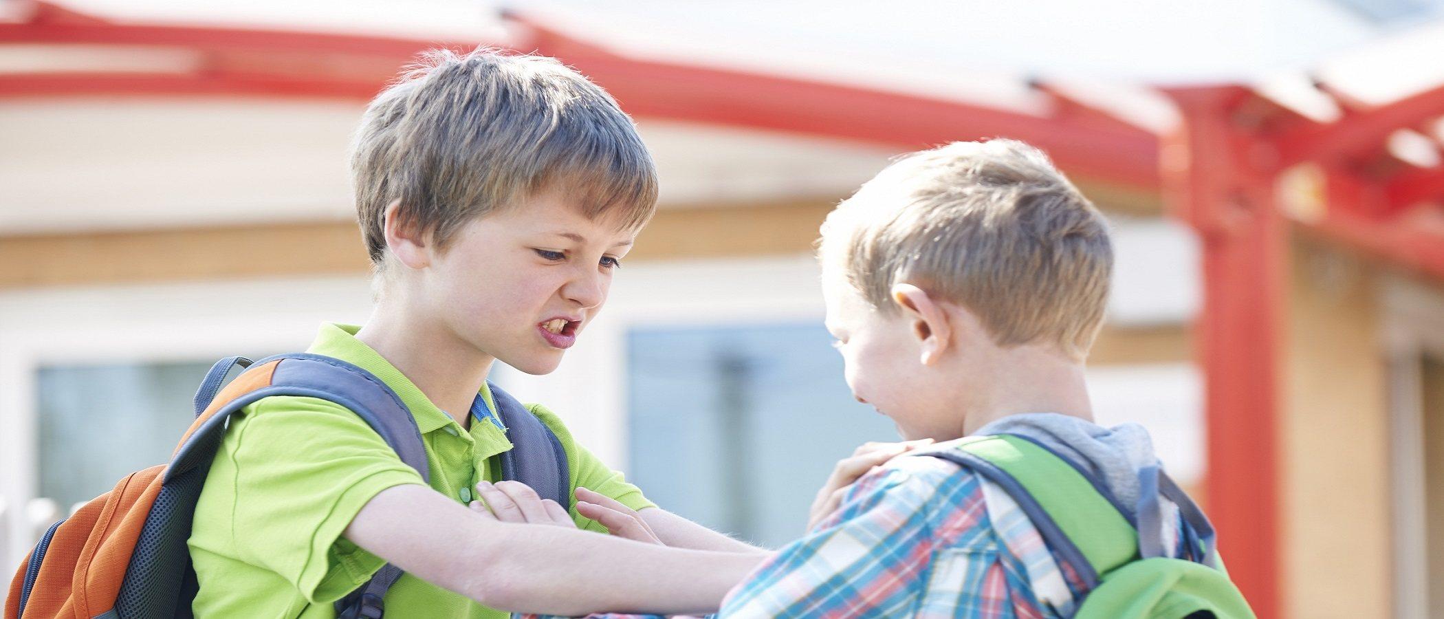 Señales tempranas de que un niño se puede volver violento