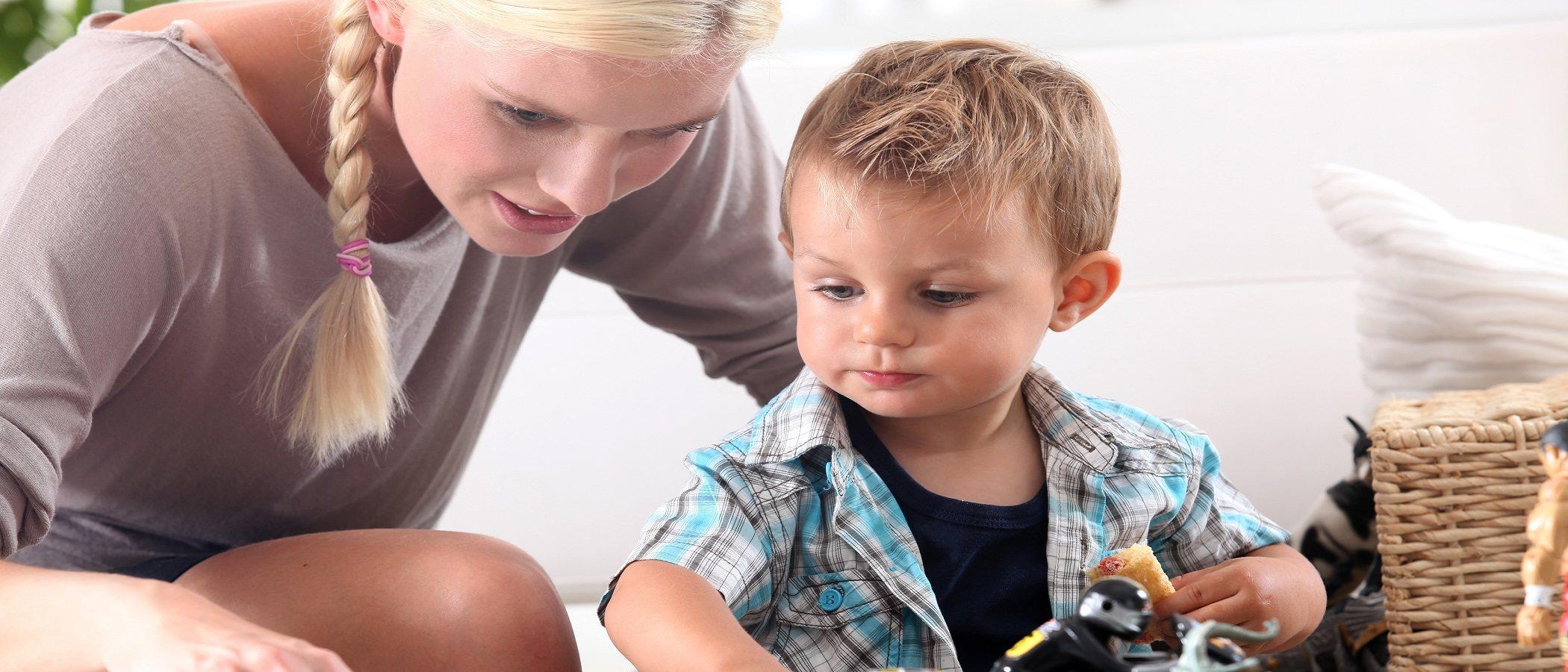 Niños de preescolar: enseñar emociones y sentimientos