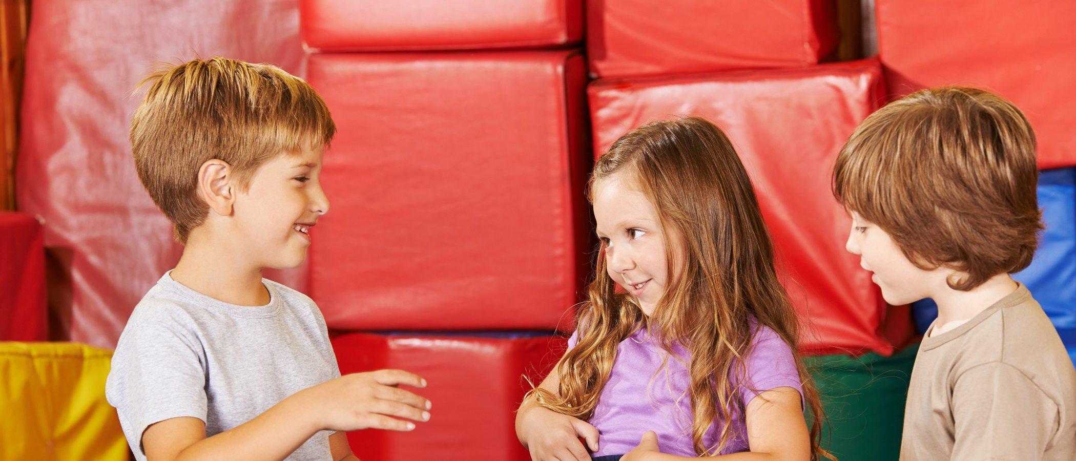 Actividades grupales para niños con autismo