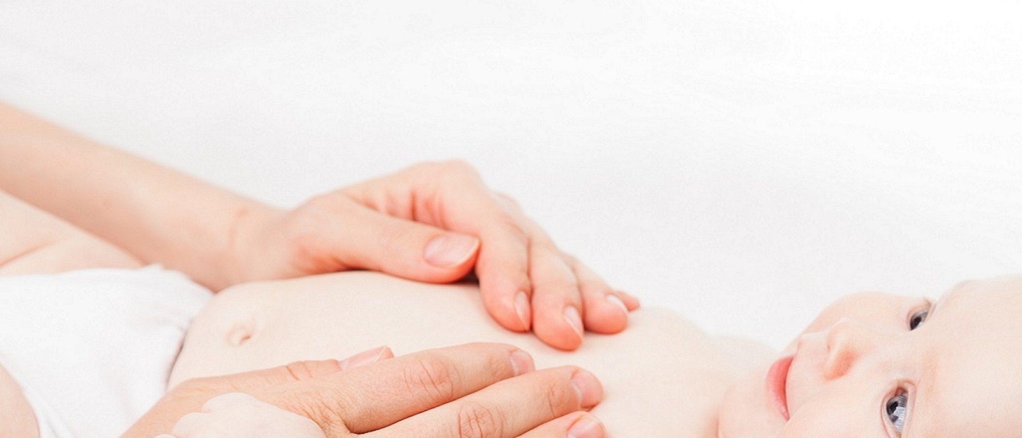 Ejercicios de fuerza para el brazo del bebé