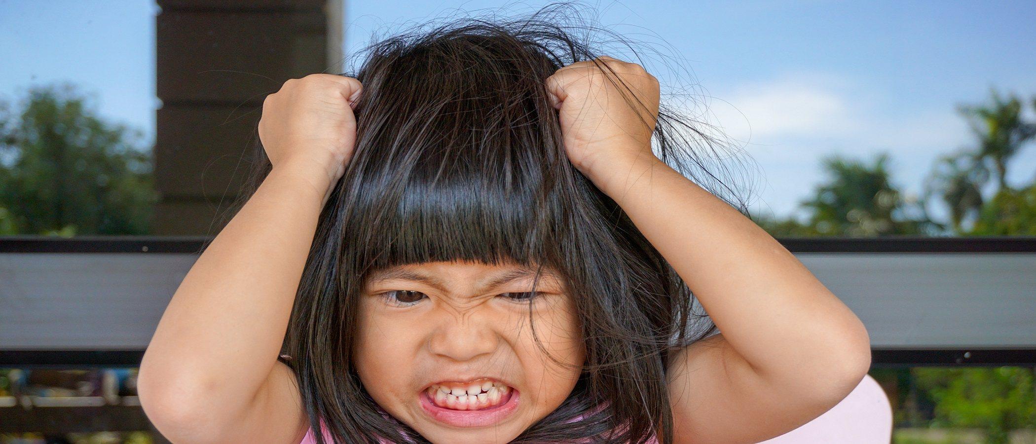Comportamiento infantil ante los conflictos familiares