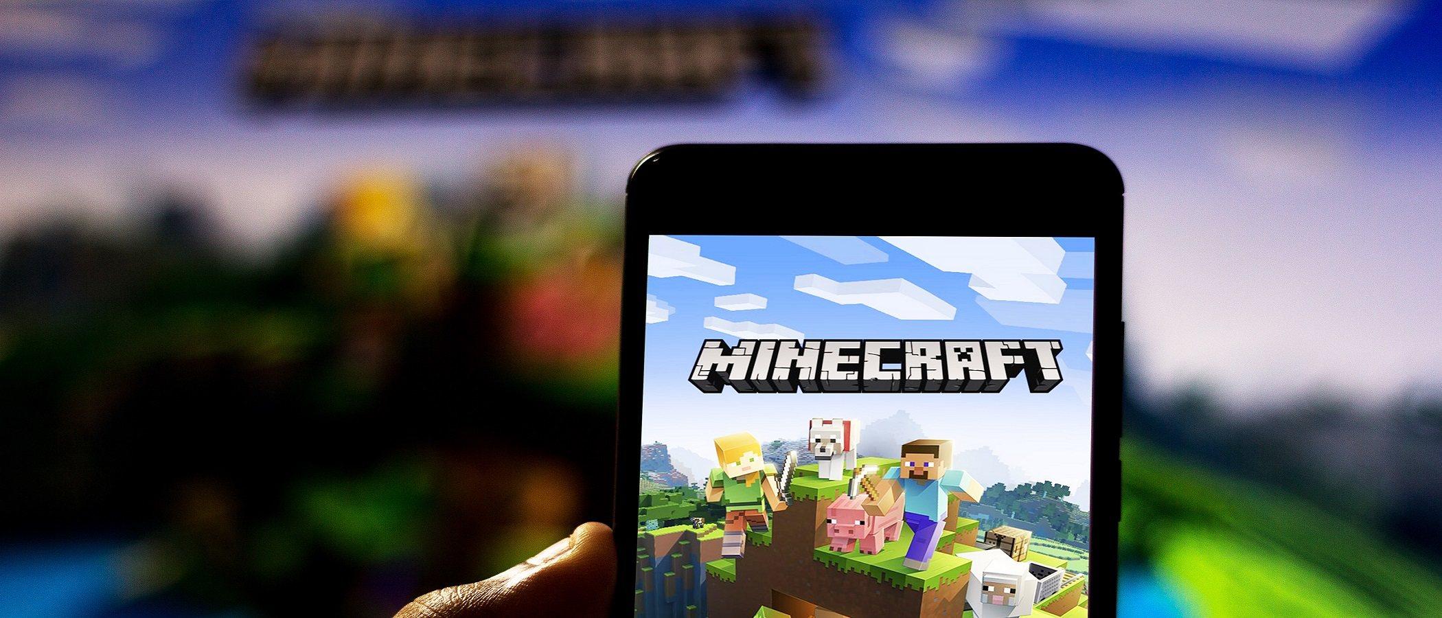 Minecraft ayuda a potenciar la creatividad de los niños