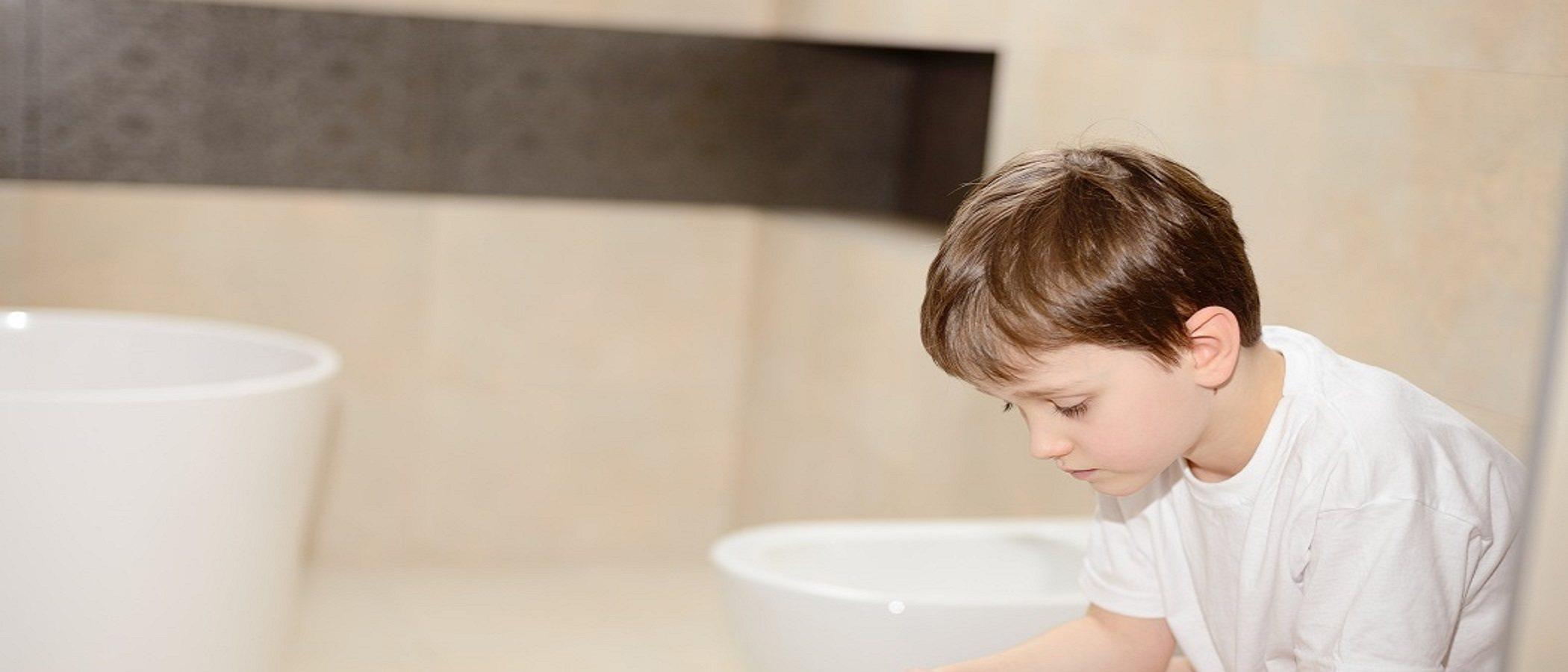 Los parásitos intestinales en los niños
