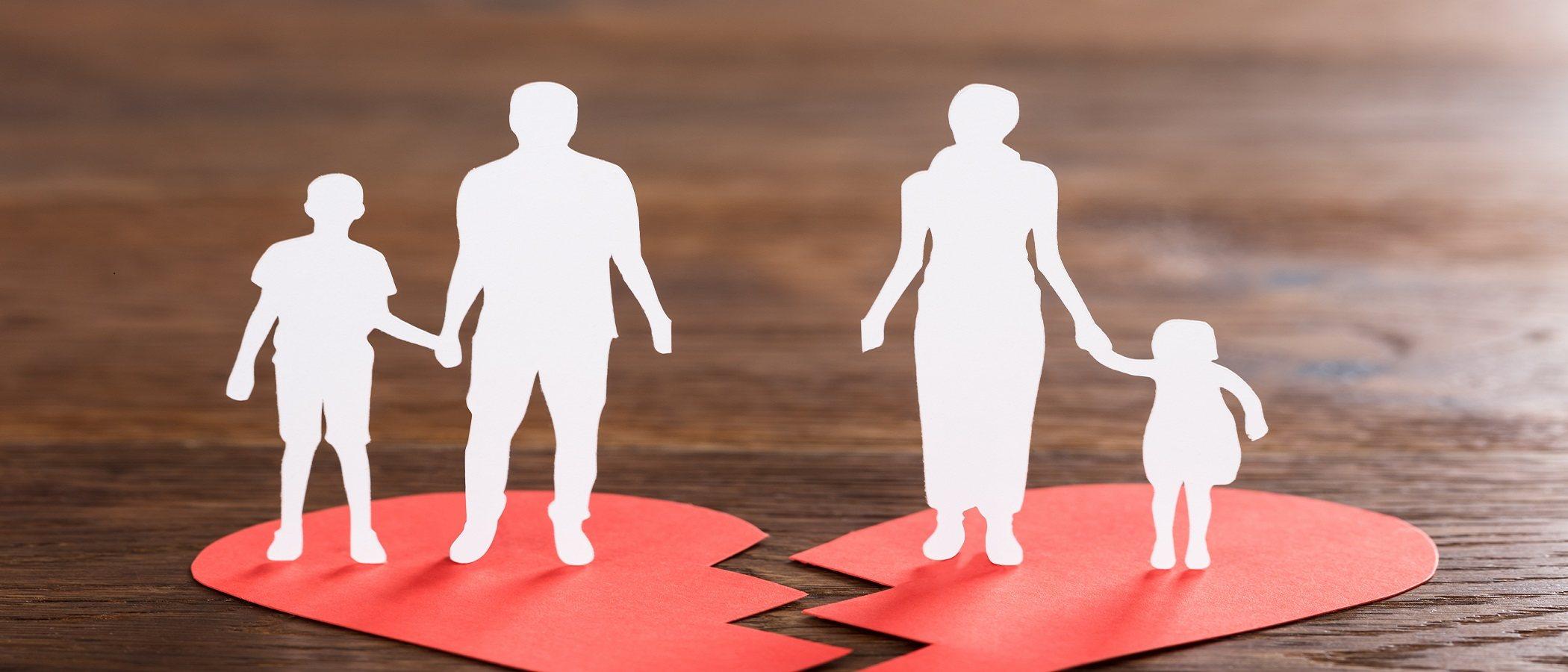 ¿Los hijos piensan que tienen la culpa de un divorcio?
