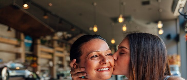 ¿Tu madre puede ser más amable contigo?