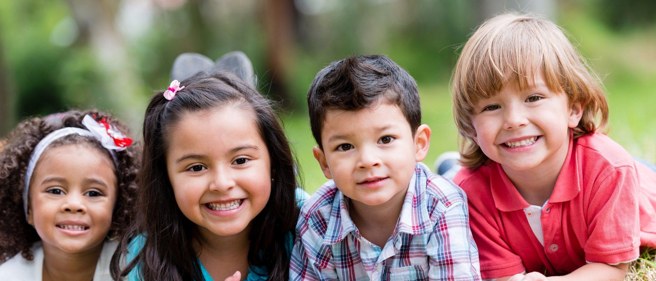 Influencia de los iguales en la primera infancia