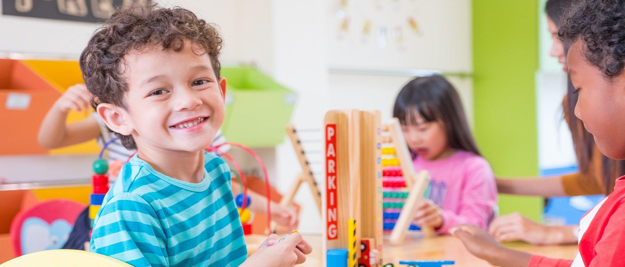 La importancia del juego en preescolar