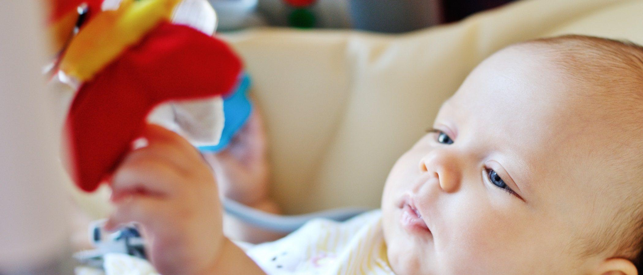 Cuándo dejar de usar la hamaca del bebé