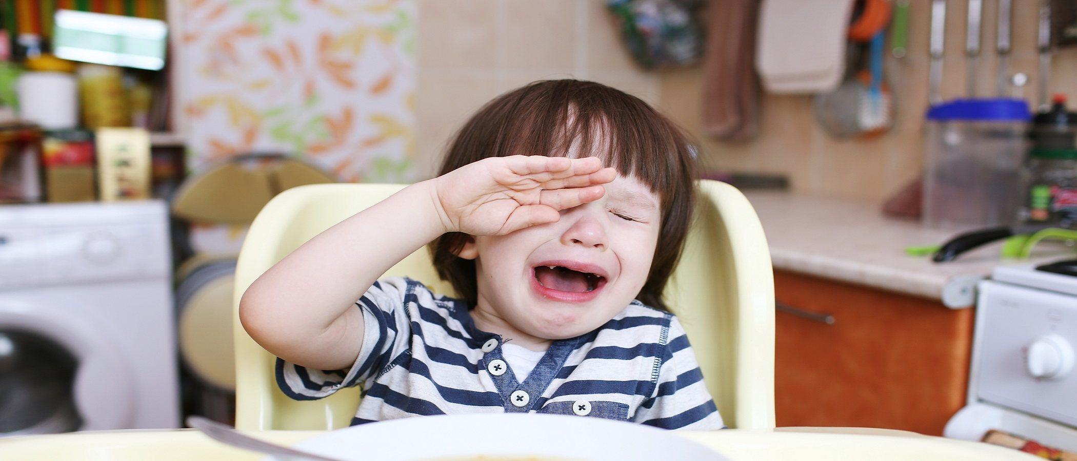 Trastorno de alimentación selectiva infantil