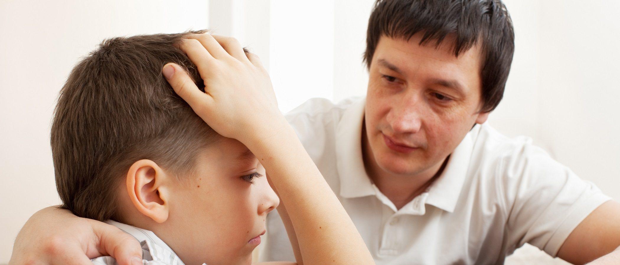 Cómo disculparse con los hijos