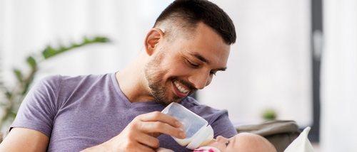 Cuál debe ser la dieta para un bebé de 4 meses