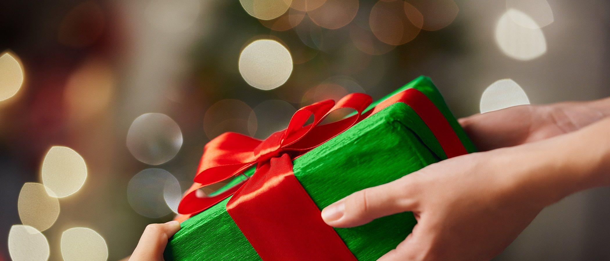 3 regalos que puedes hacer a un bebé en Navidad