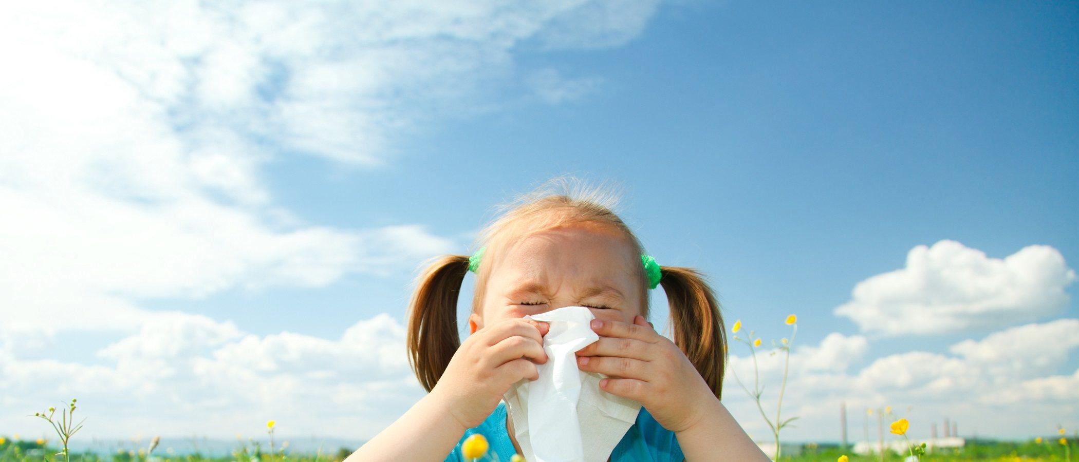 Prevenir la alergia en los niños, ¿es posible?