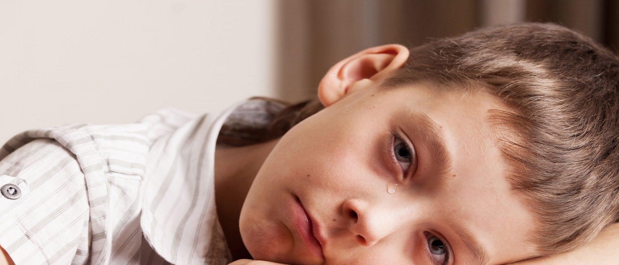 Por qué mi hijo no es feliz