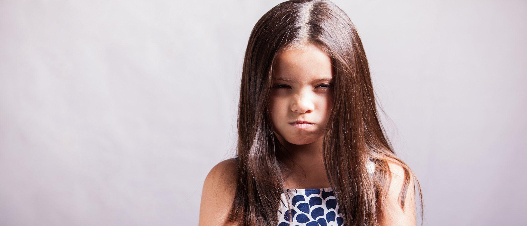 Por qué un niño puede odiarse a sí mismo